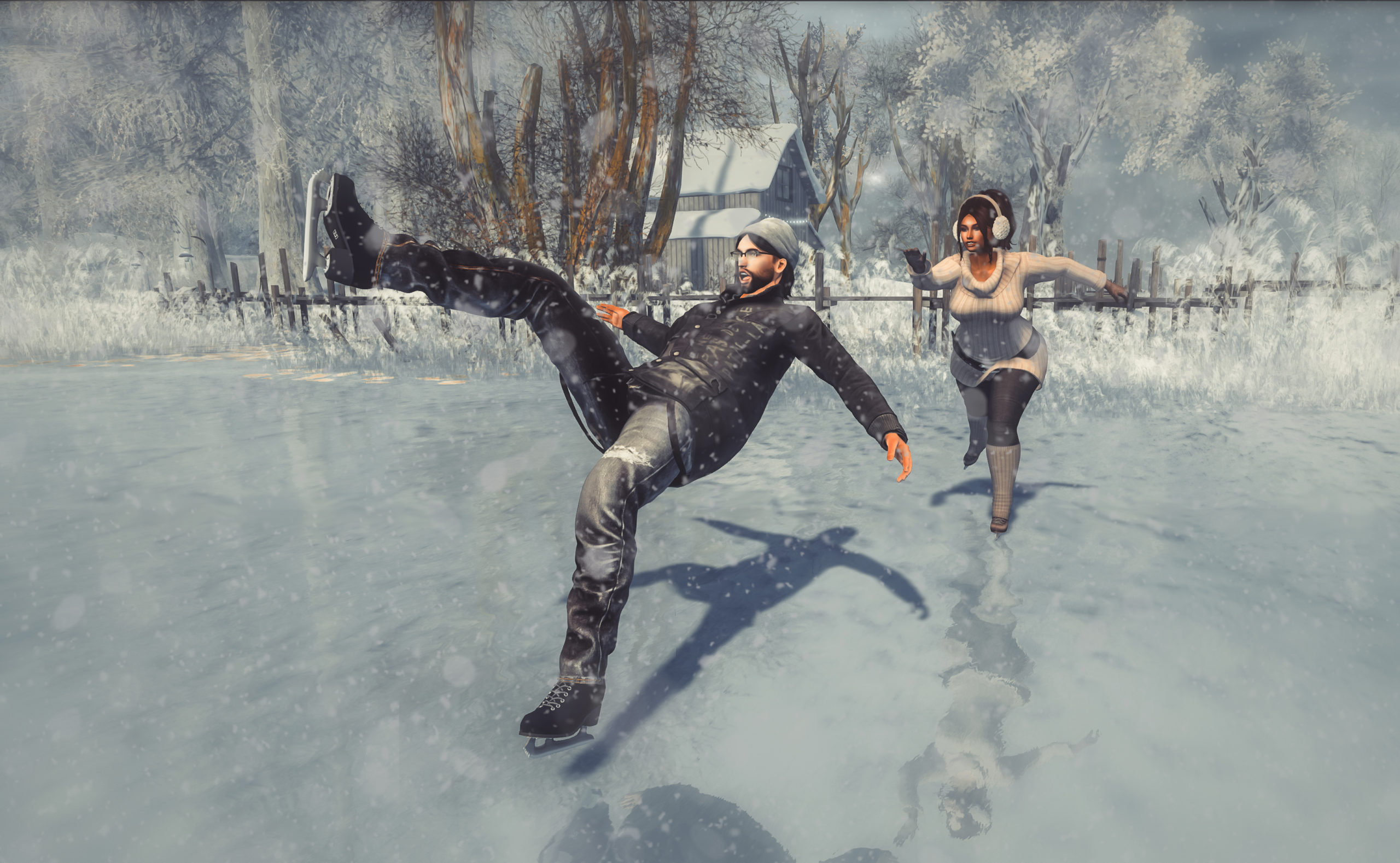 iceskating