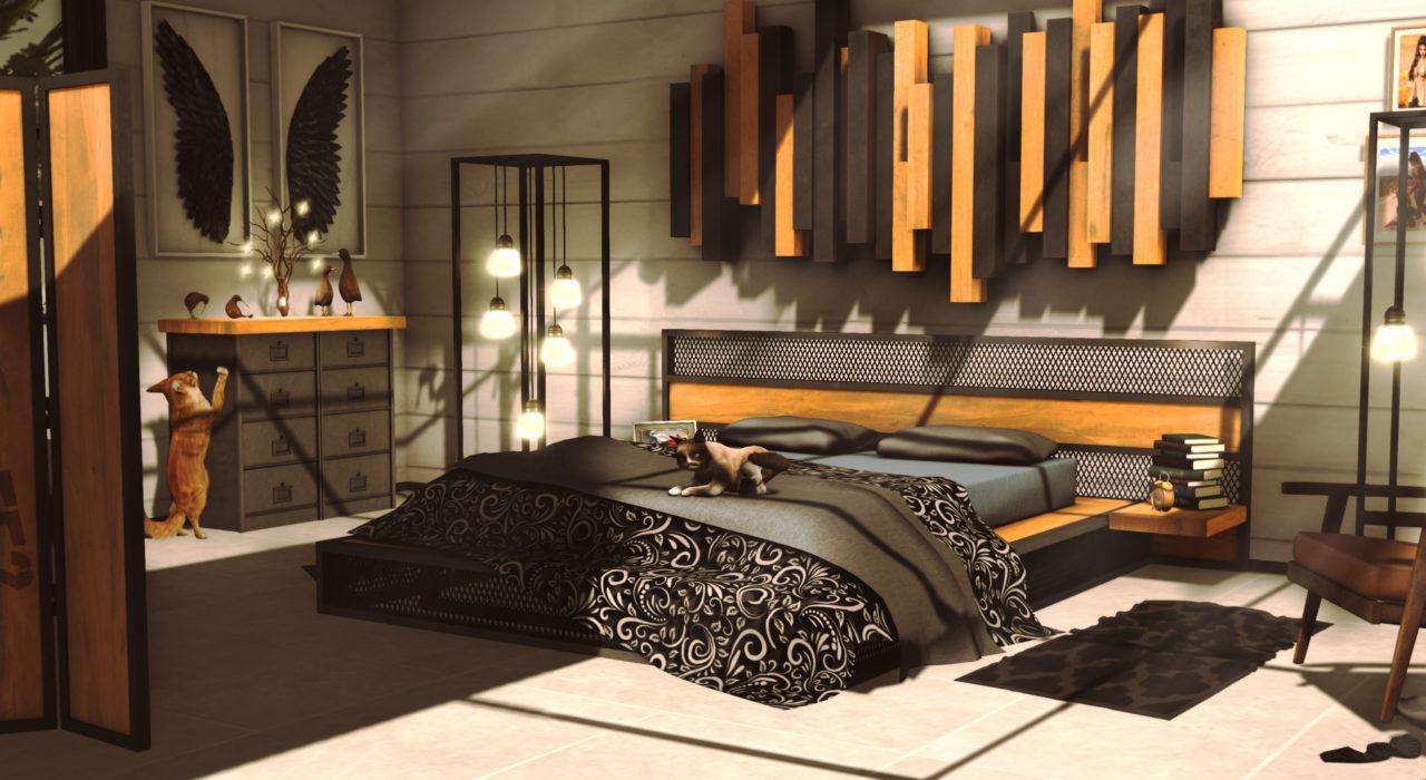 Goose - Hora bedroom