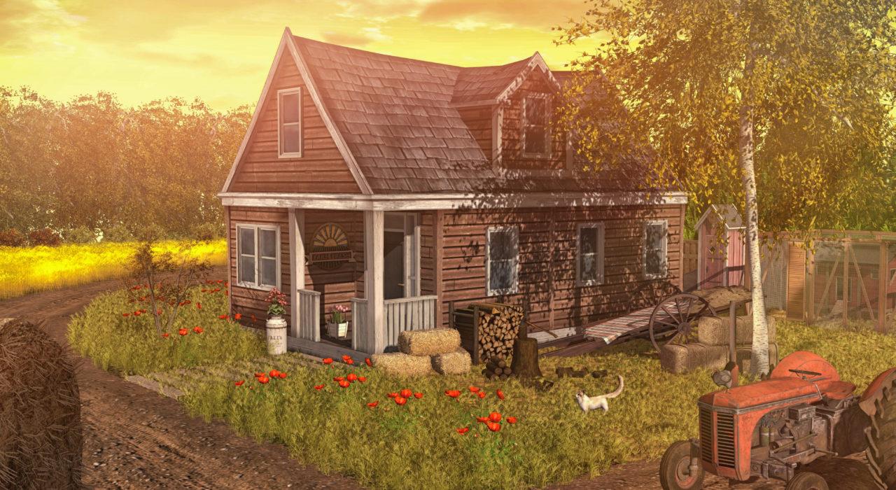 OldWoodHouse