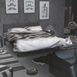 Tristans Bedroom