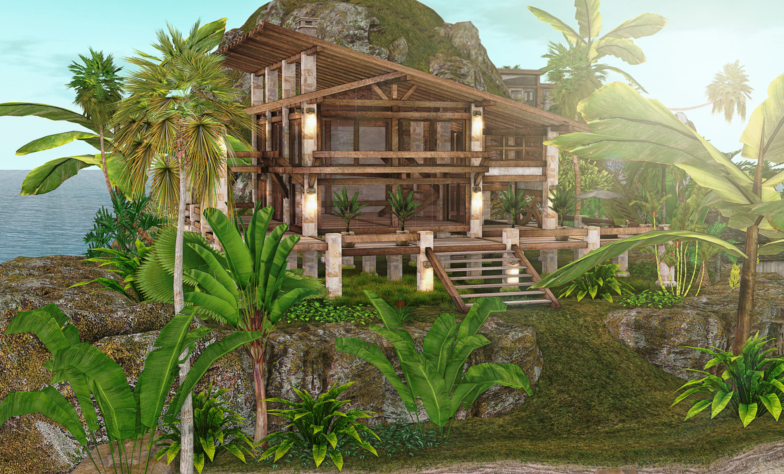 SunshineBeachHouse