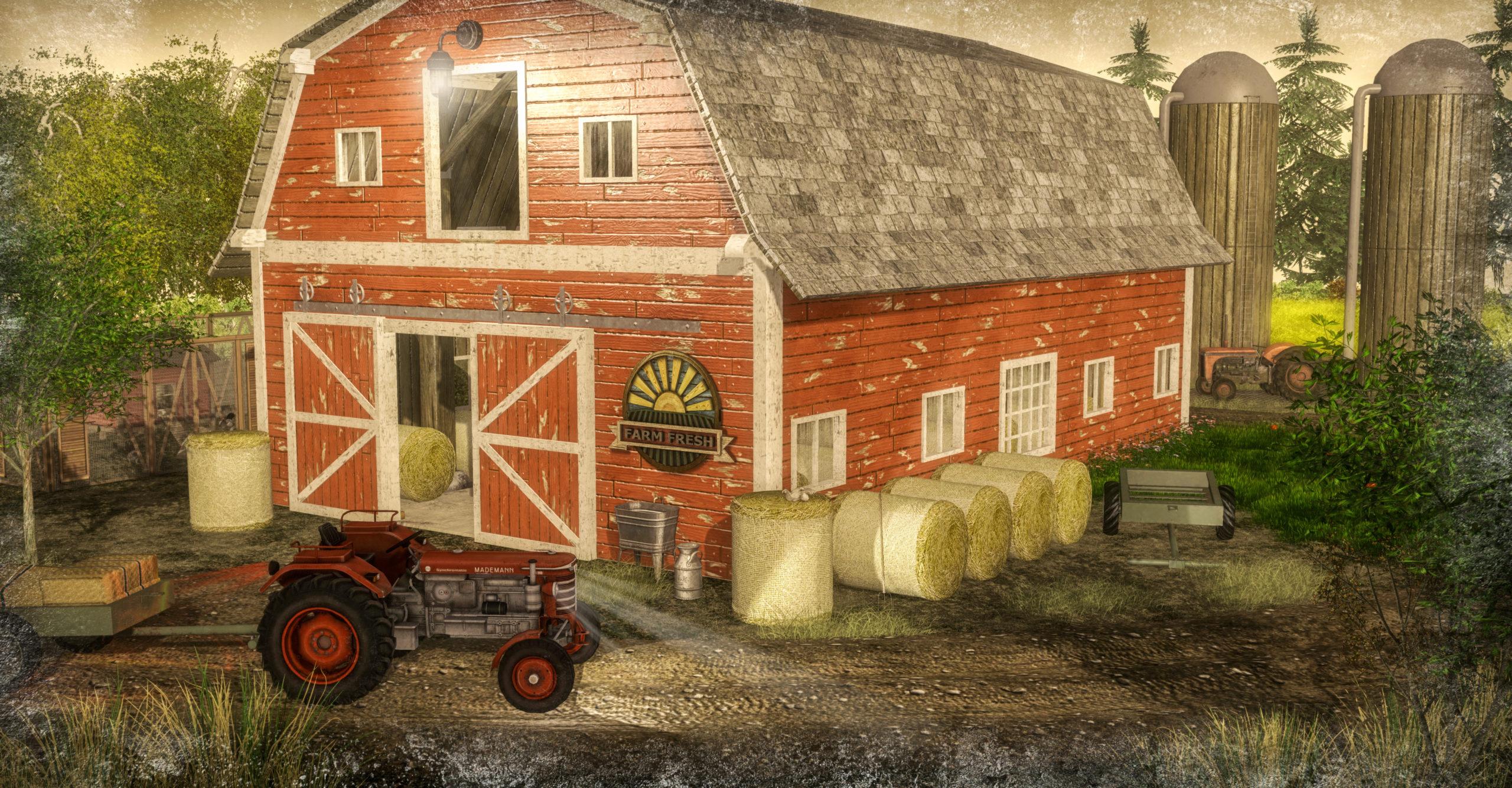 B-Made - Barn
