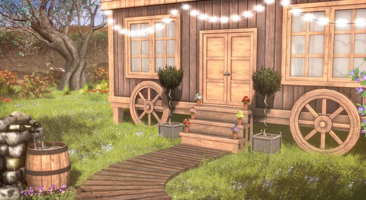 WagonHouse